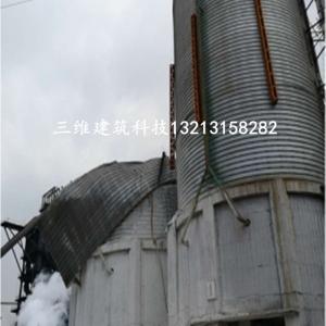 山西晉城晉鋼集團順盛環保材料有限公司2罐體加固項目
