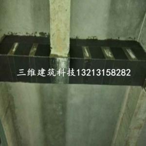 商丘永城豐莊社區商鋪頂板粘纖維加固項目