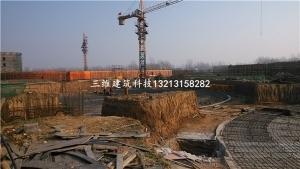平頂山污水處理廠預應力工程